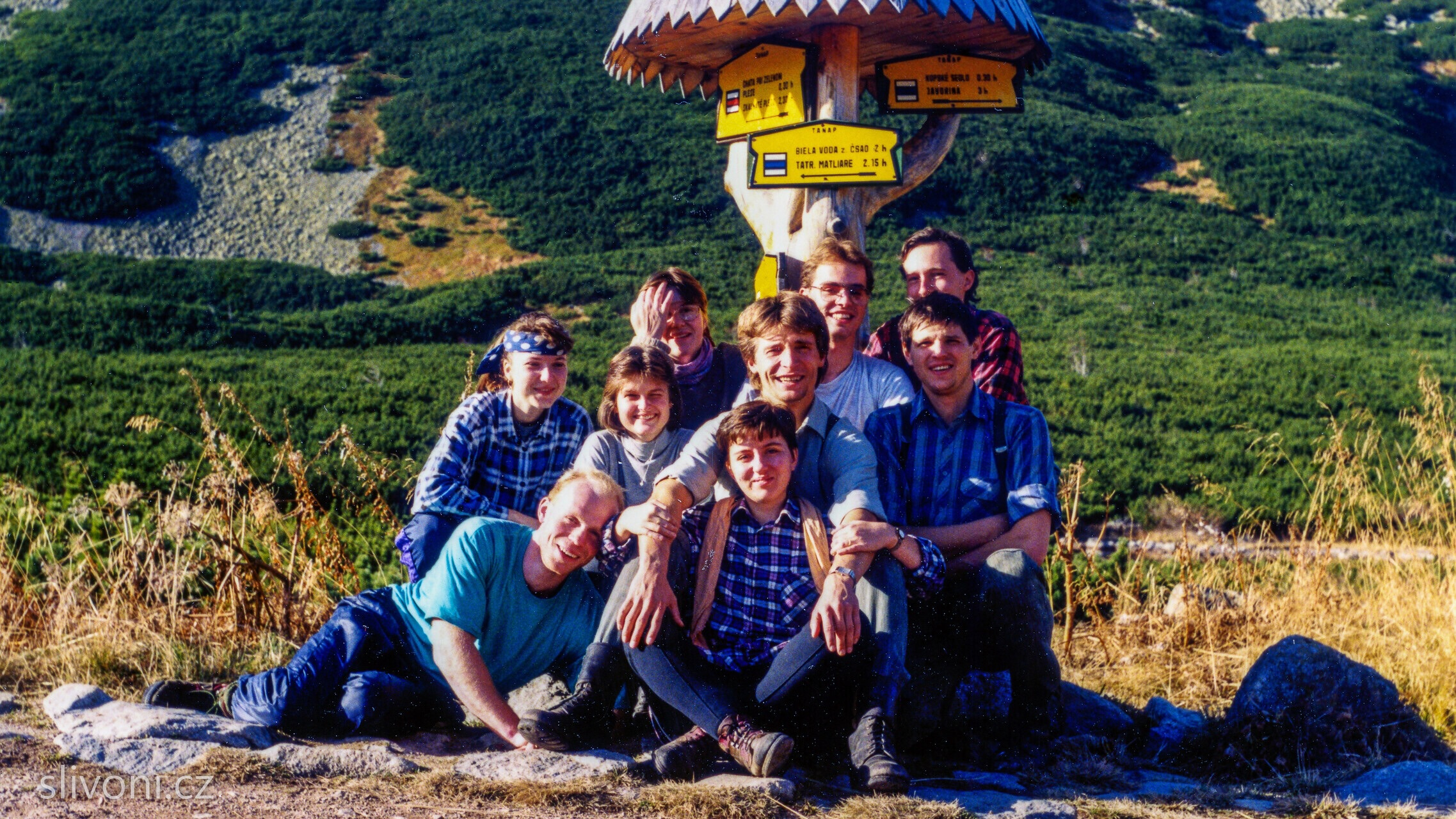 Vysoké Tatry – Brnčálka 1995