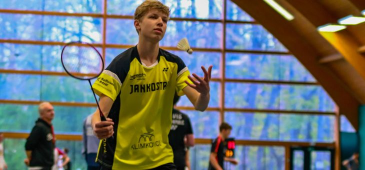 MČR U17 v badmintonu