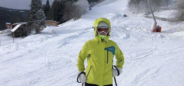 Vánoční lyžovačka na Katschbergu