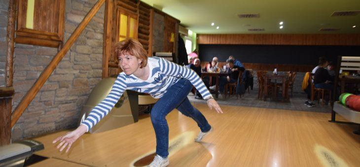 Nedělní bowling v Zuzaně