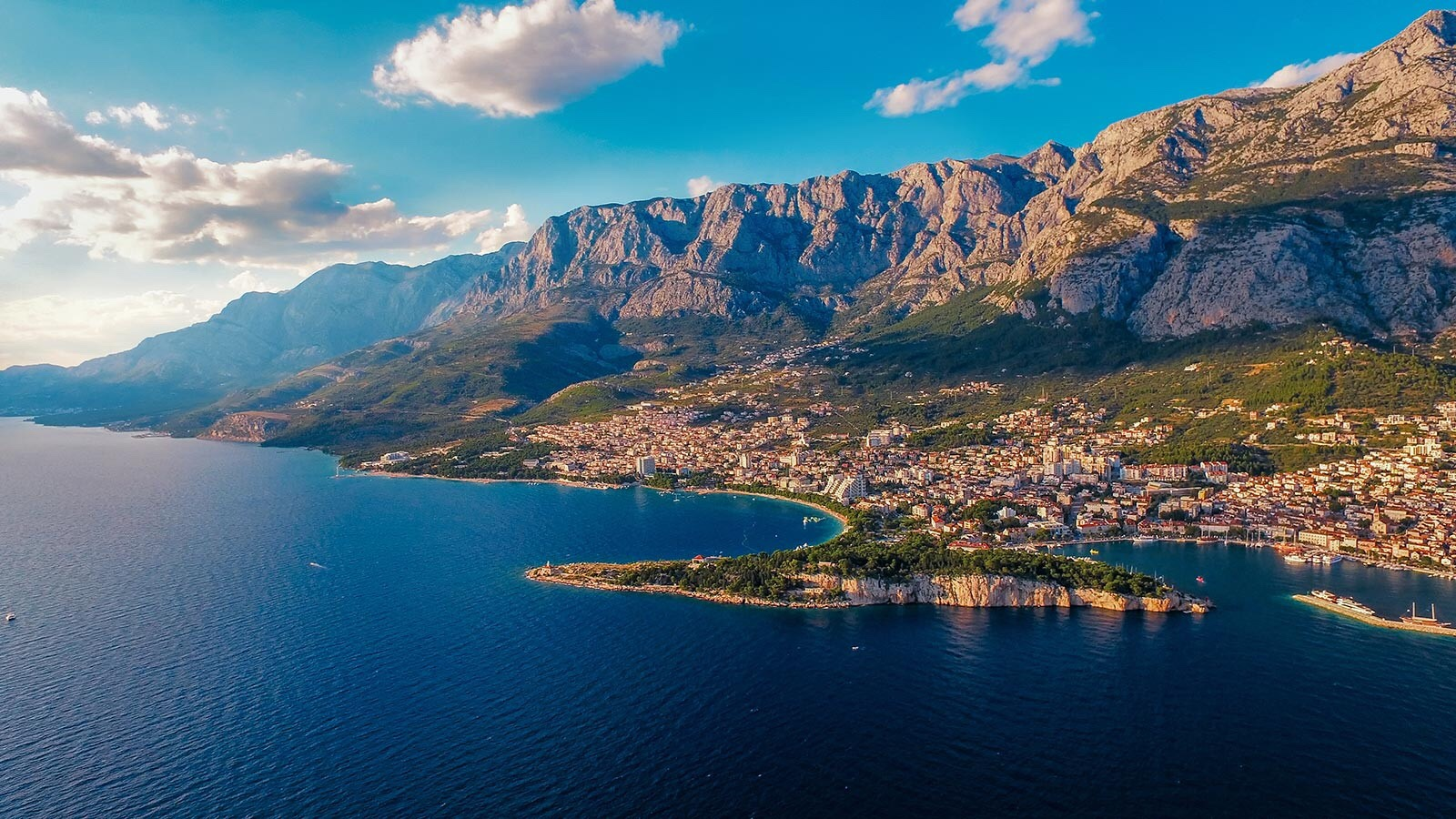 Chorvatsko – Makarská