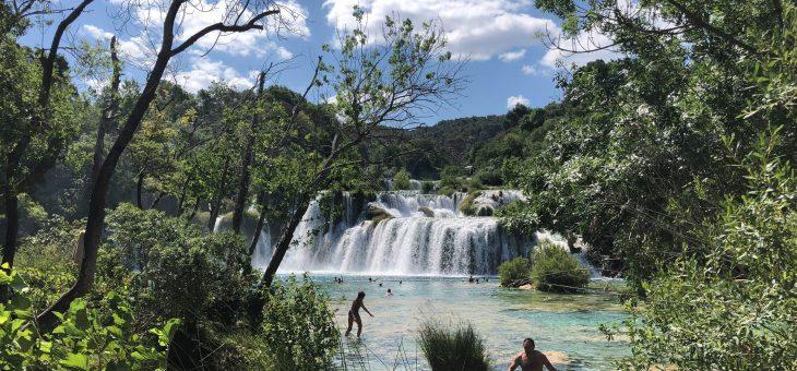 Chorvatsko – n.p. Krka