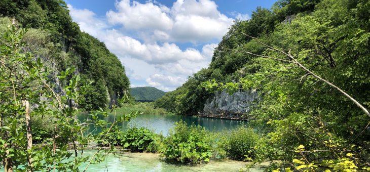Chorvarsko – Plitvička jezera